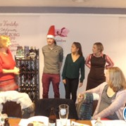 24) Escape Dinner Room Spel Christmas Edition  Roermond