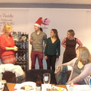 25) Escape Dinner Room Spel Christmas Edition  Roermond