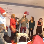 27) Escape Dinner Room Spel Christmas Edition  Roermond