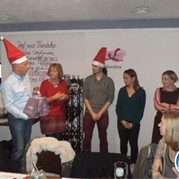 29) Escape Dinner Room Spel Christmas Edition  Roermond
