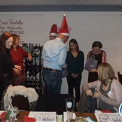 30) Escape Dinner Room Spel Christmas Edition  Roermond