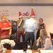 31) Escape Dinner Room Spel Christmas Edition  Roermond
