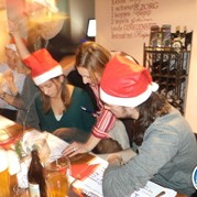 7) Escape Dinner Room Spel Christmas Edition  Roermond