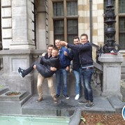 21) Minute to Win It! Antwerpen