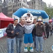 5) Minute to Win It! Antwerpen
