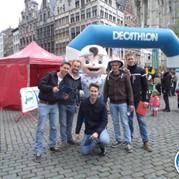 7) Minute to Win It! Antwerpen