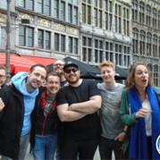 18) The Hangover Vrouwen Party Antwerpen