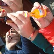 5) The Hangover Vrouwen Party Antwerpen
