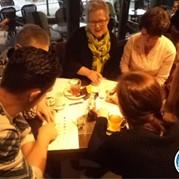 13) Escape Dinner Room Spel Lunch  Veghel
