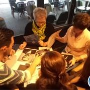 7) Escape Dinner Room Spel Lunch  Veghel