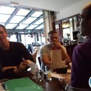 1) Levend Monopoly  Amsterdam
