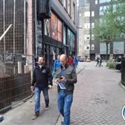 11) Levend Monopoly  Amsterdam