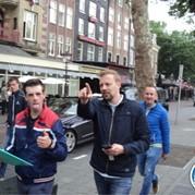 15) Levend Monopoly  Amsterdam