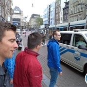 5) Levend Monopoly  Amsterdam