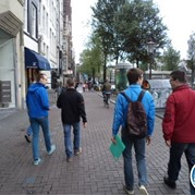 6) Levend Monopoly  Amsterdam