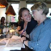 16) Escape Dinner Room Spel Lunch  Arnhem