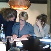 30) Escape Dinner Room Spel Lunch  Arnhem