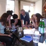 31) Escape Dinner Room Spel Lunch  Arnhem