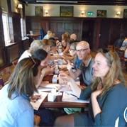 1) Speeddaten met collega's Haarlem