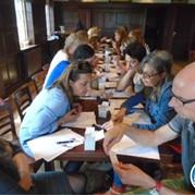 9) Speeddaten met collega's Haarlem