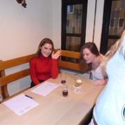 3) Escape Dinner Room Spel Lunch  Düsseldorf