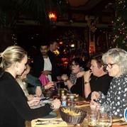 1) Escape Dinner Room Spel Christmas Edition  Doetinchem
