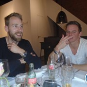 14) Minute to Win It! Diner spel Arnhem
