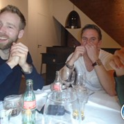 16) Minute to Win It! Diner spel Arnhem