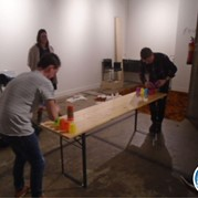 27) Minute to Win It! Diner spel Arnhem