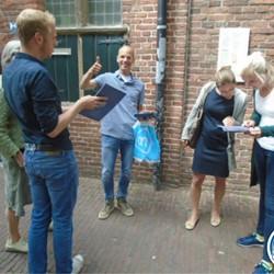 Moordtocht CSI Coldcase Groningen