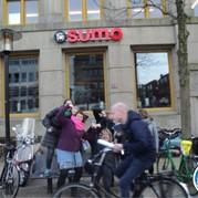 3) Walking Diner Groningen