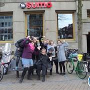 4) Walking Diner Groningen