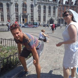 50 Tinten Grijs Brugge