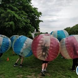 Bubbelbal / Bubble Voetbal  (Eigen locatie)