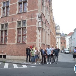 Wie is de Rat? Brugge
