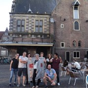 3) Walking Diner Alkmaar