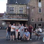 4) Walking Diner Alkmaar