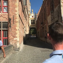 32) City game The Target Brugge