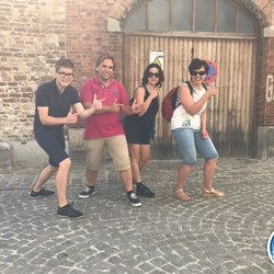 46) City game The Target Brugge