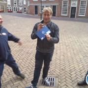 1) Walking Diner Dordrecht