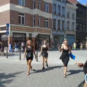 12) Peking Express Antwerpen