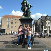 1) City Gps Tocht Dordrecht