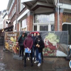 3) Wie ontdekt de Verrader? Utrecht