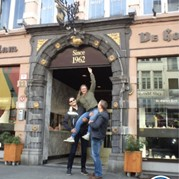 1) City Gps Tocht Antwerpen