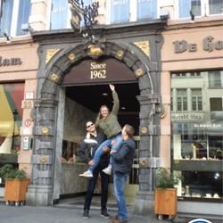 City Gps Tocht Antwerpen