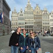 15) City Gps Tocht Antwerpen