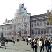 16) City Gps Tocht Antwerpen
