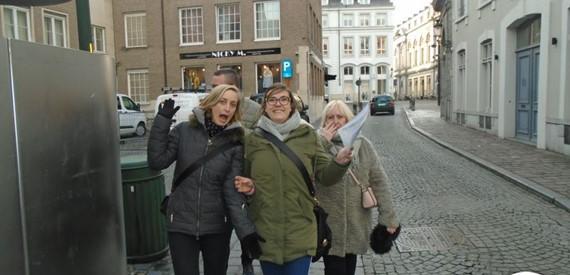 Escape in the City Brugge