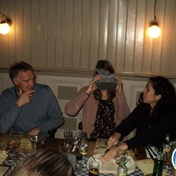 VR Moordspel Diner Leiden