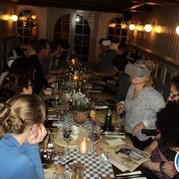 12) VR Moordspel Diner Leiden
